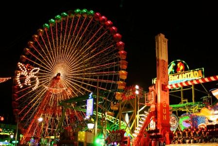 Feria de atracciones