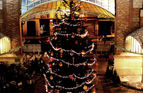 Nice Actividades De Navidad 2014 2015 Mercado De Colón