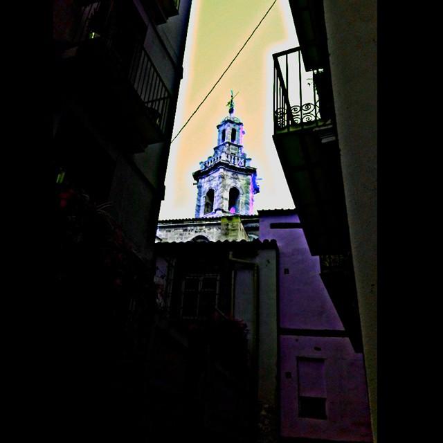 #Torre #tower #valencia #lovevalencia #santacatalina #calle #street