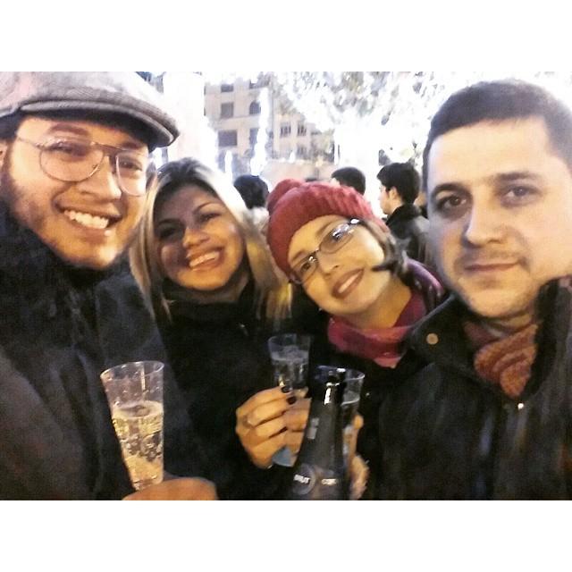 Depois de 48 uvas: Viva 2015!