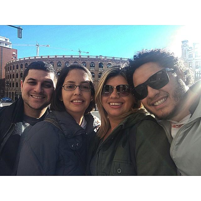 Arena de los toros - Valencia