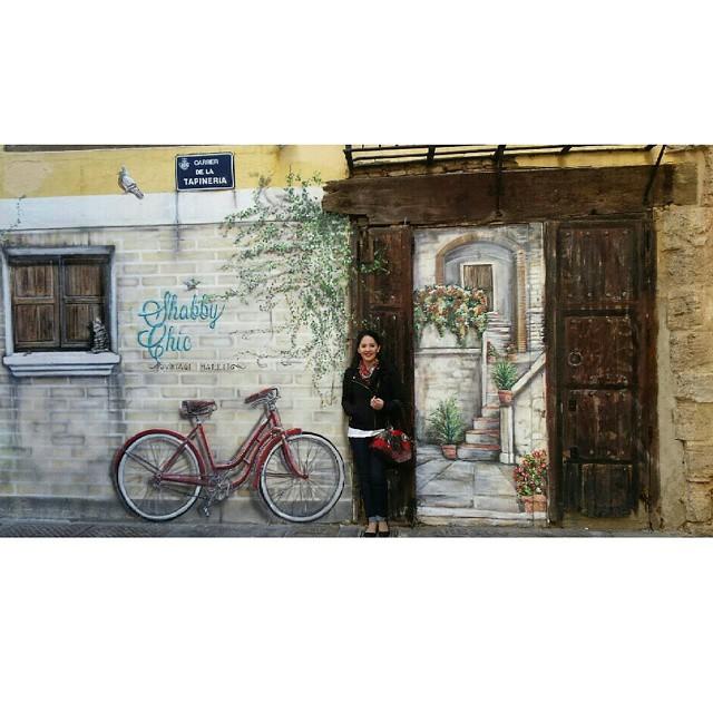 Rincones con encanto en Valencia #valenciacity #valencia #igersvalencia #valenciagram #lovevalencia #valenciaespaña #españa #spain #potd #valterraimar #streetart