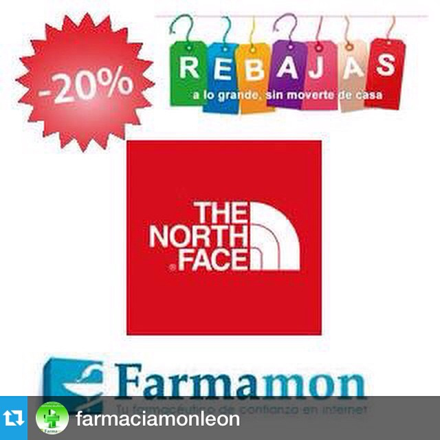 #Repost @farmaciamonleon ????Rebajas de la marca THE NORTH FACE. Visita nuestra web: http://farmamon.com/360-rebajas-the-north-face #senderismo #trailrunning #running #lovevalencia #trekking #hiking  #trail #rocafortrunning #andarines #footing #montañeros #runners #run4fun #hiking4fun #trekking4fun @wayuontheroad