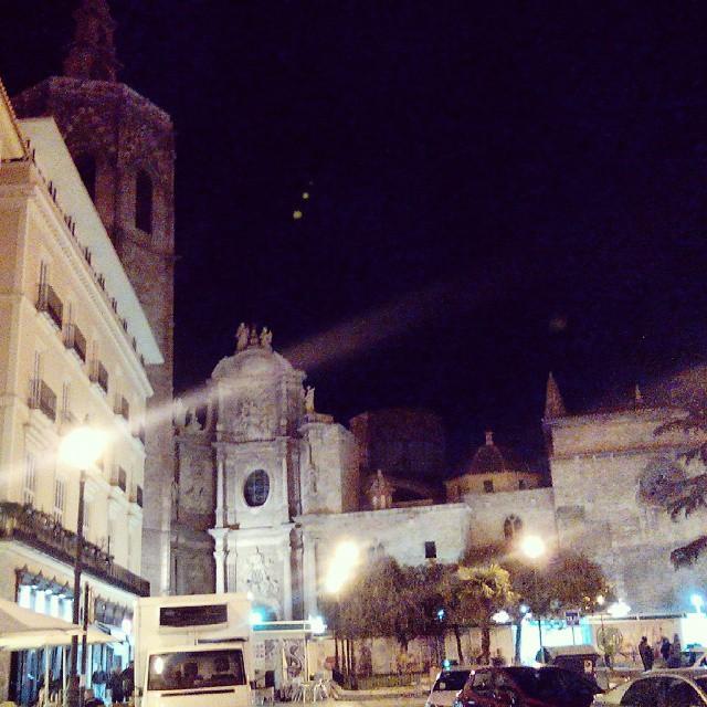 #Lovevalencia #valenciaturismo #valenciagram  #valencia #catedral #catedraldevalencia #micalet #miguelete