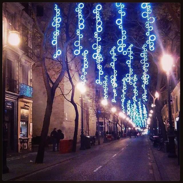 #Lovevalencia #navidad #luces #callesanvicente #noche #valenciagram  #valencia #vlc #valenciaturismo #turisgram #fotomovil