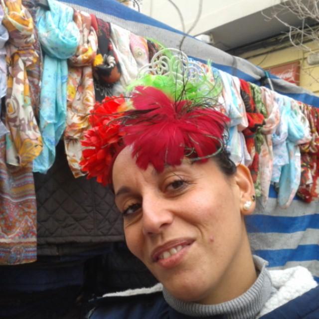 Moja kolezanka z bazaru :) #lovevalencia