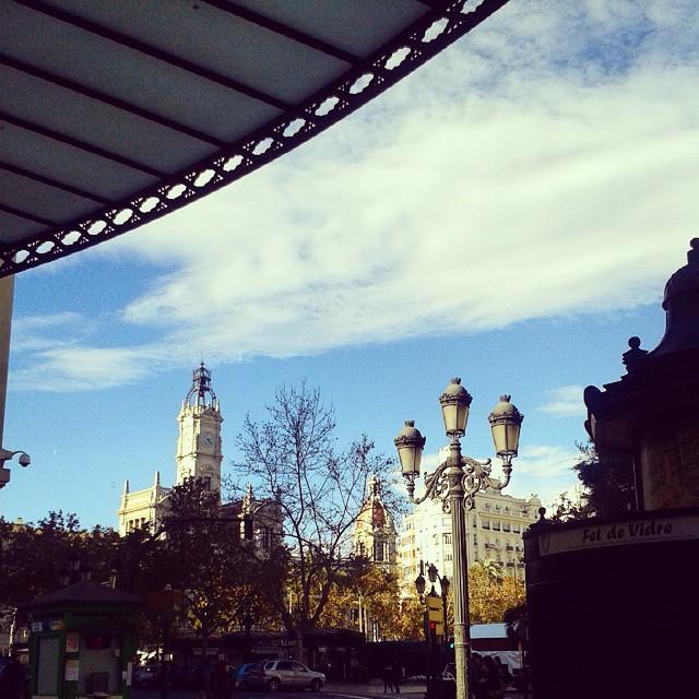 Puntos de vista  #igersValencia #valencia #lovevalencia #valenciagram #Valenciaesbonitalamirespordondelamires #vlc #ayuntamientovalencia
