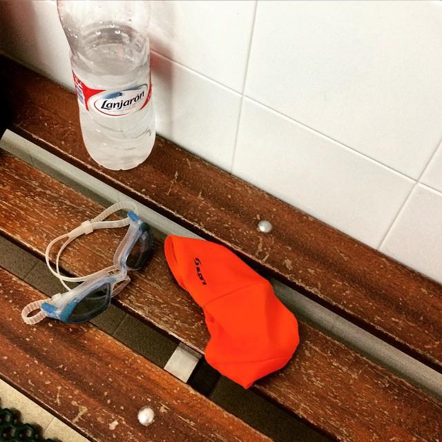 Primer entrenamiento para el Triatlhon de este año...es una pasada ver la evolución de las pulsaciones desde septiembre...y sensaciones indescriptiblemente buenas...8km running +400 m suaves de piscina.Goooooo!!!!!! #fit #feelgood #followyourdreams #lovevalencia #humildadantetodo #healthy #sport #triatlhon
