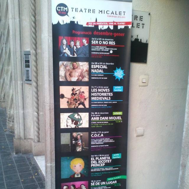 #momentos #teatromicalet#instgram #progamacion#valencia14#instagood #carteleria#estaes_valencia#valenciaenamora#estaes_comunidad #lovevalencia #urban#cities #city