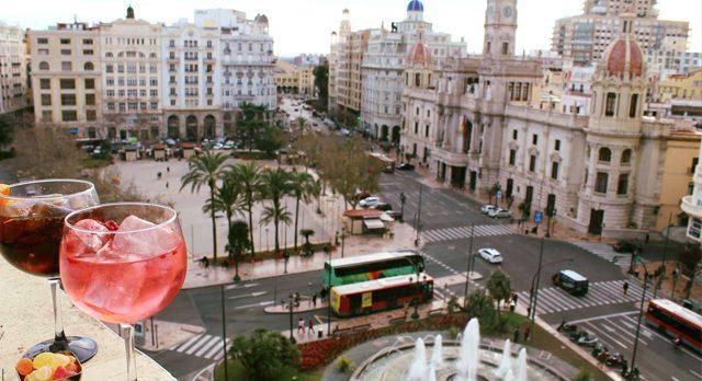 Azoteas con encanto en Valencia