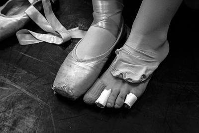 ballet exposición arte joven valencia