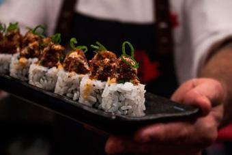 sushi en valencia