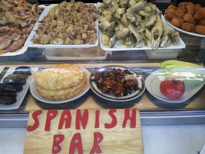 Super Gourmet central market in valencia
