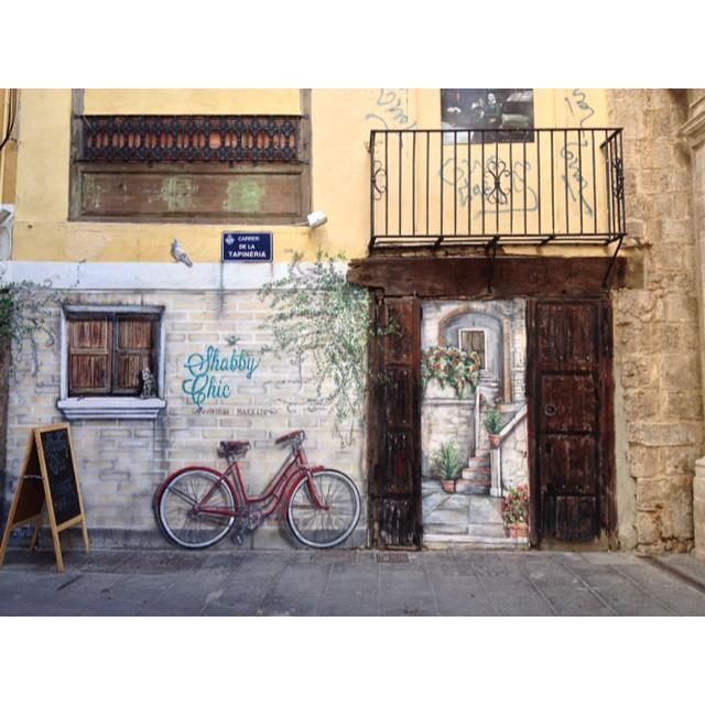 Nunca dejas de descubrir nuevos rincones de #Valencia #LoveValencia