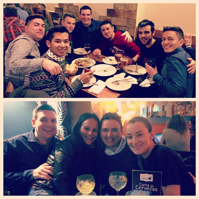 Dia completito #fiesta #party #sabado #saturday #russafa #valencia #lovevalencia #spain #cool #amigos #friend #copas #cubatas #gintonics #guy #guys #instagay #instamoment #quebienlopasemos #reencuentros