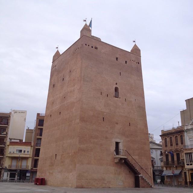 Día nublado y lluvioso en Torre...nte! :) #torre #torrente #torrent #valencia #lovevalencia