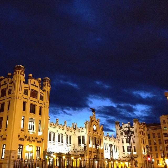 L' Estació del Nord #Valencia #loveValencia #sinfiltros
