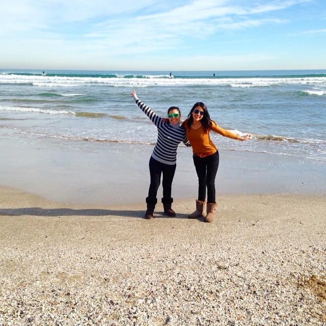 #me #and #friend #beac #marmediterraneo #salida #puerto #valencia #sol #hot #happy #remember #instafriends #instavalencia #instabeauty #lovevalencia #mequieroquedar #mediterraneo