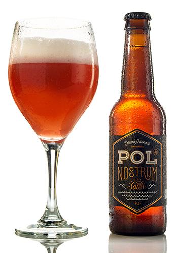Pol Nostrum Ale Cerveza artesanal valenciana