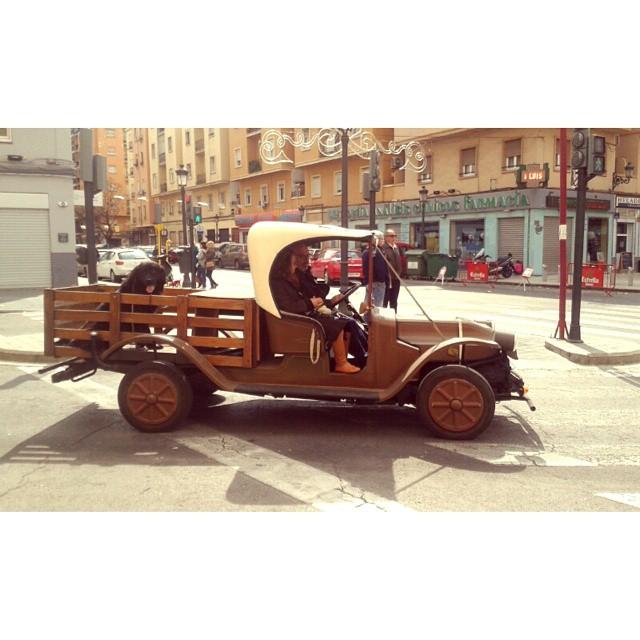 Valencia, s.XXI #coolcar #lovevalencia #awesome