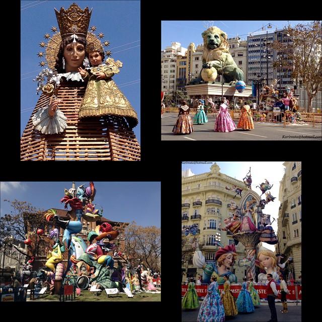 Resumen fallas 2015...#fallas #fiesta #fallas2015#vscam #vscocam #valencia #instagram #lovevalencia #comunidadvalenciana #spain #virgendelosdesamparados