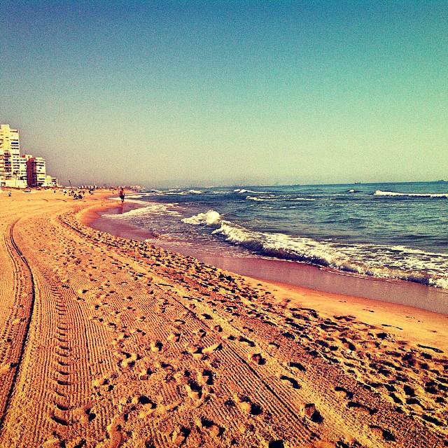 La mejor #playa de #Valencia #elPerelló