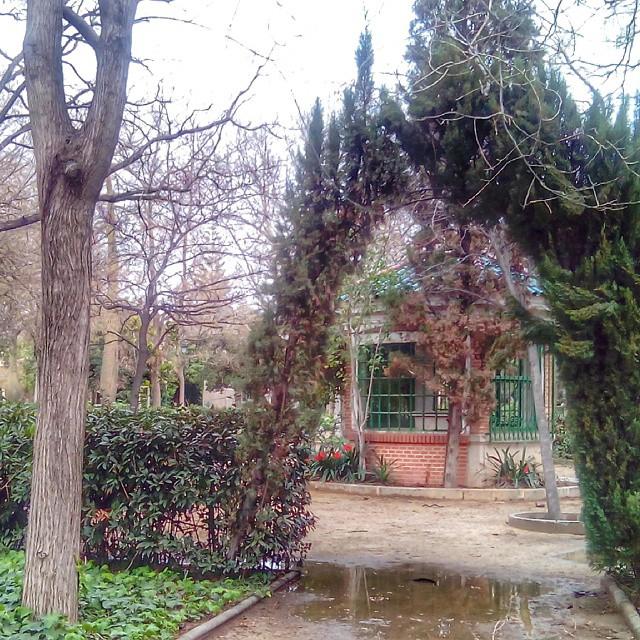 #viveros #jardinesdelreal #lovevalencia #valenciagram