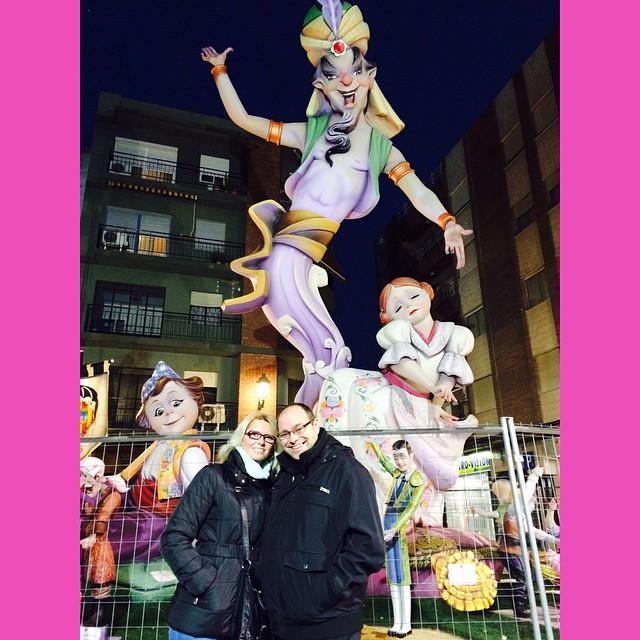 #Falladelmercatsueca #sueca #valencia #españa #falla #fallas #falles #fallas2015 #lamillorfestadelmon #turismo #gente #arte #lovevalencia #photographer @antgalan