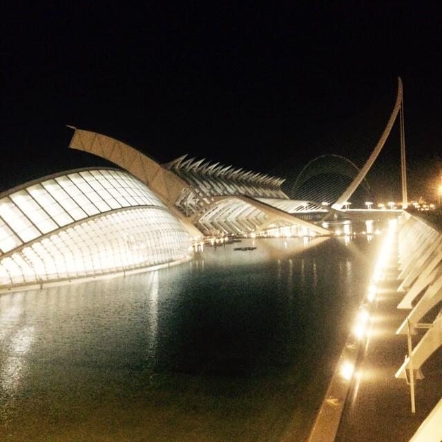 Valencia.. Qué bonita eres!!! #LoveValencia #Valencia #CAC #NitValencia