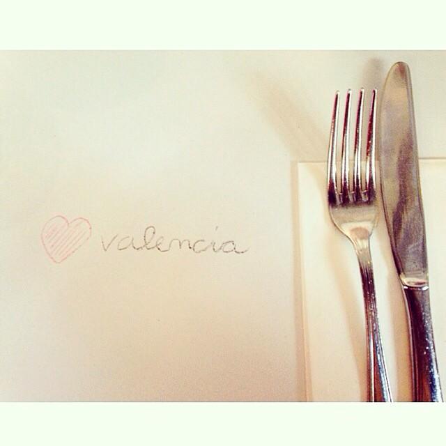 54/365 recién llegada #valencia #creperie #lovevalencia #reto365 #unafotocadadia