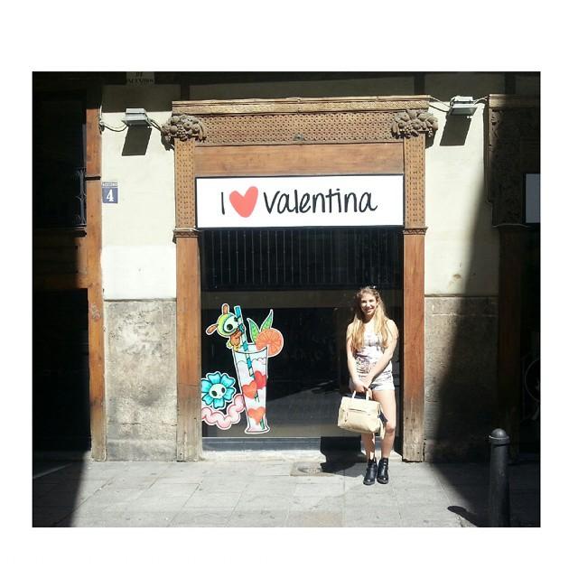 Me amanoo? #lovevalencia