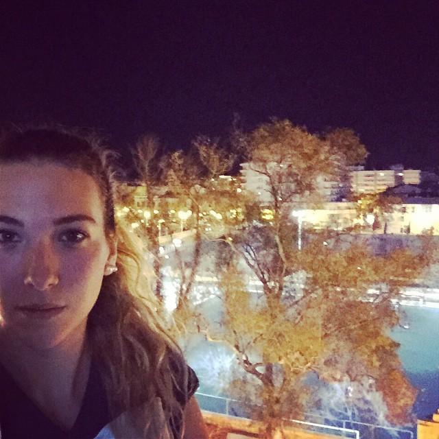 Beautiful night for run.. #7km #lovevalencia #21grados #valencia #night #run #sport #sports #fit #fitness #