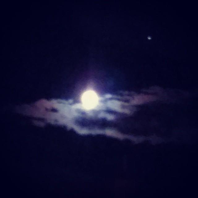 #Luna de #Valencia #lovevalencia #valenciagram #moon #night
