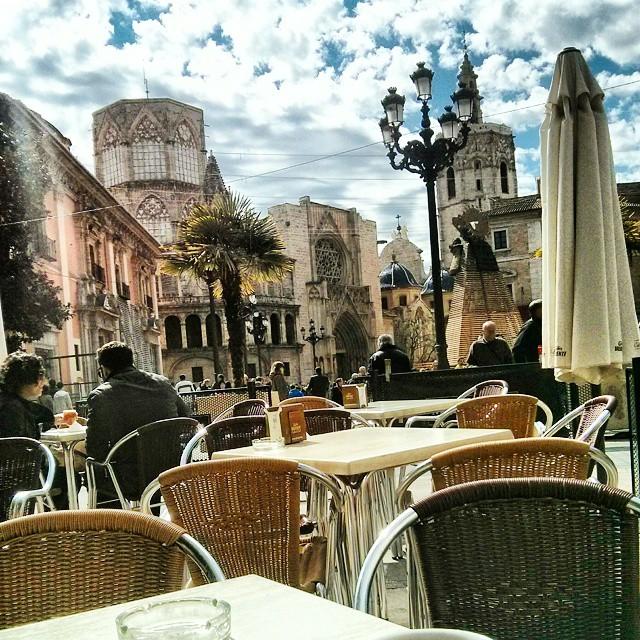 Adoro mi ciudad!! #lovevalencia#loves_spain#loves_valencia#lv_fallas2015#insta_international#instavalencia#valenciagram#valenciaenamora