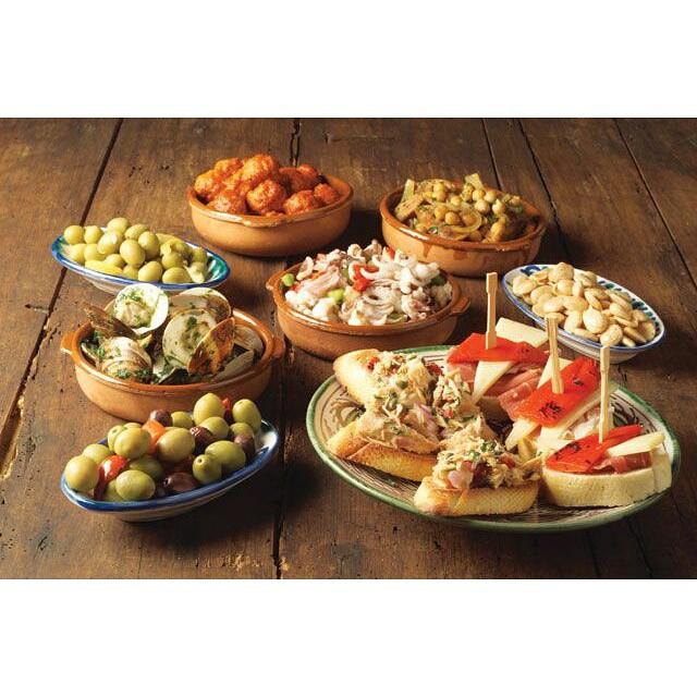 Try Tapas! #VisitValencia #HiValenciaHotel #lovevalencia #beautifulcity #food Book your accommodation at: www.hivalencia.com