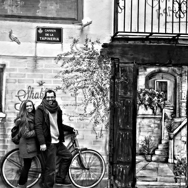 #rastalove#bohemianstyle #boho#lovevalencia#elcarmen#love#blackandwhite
