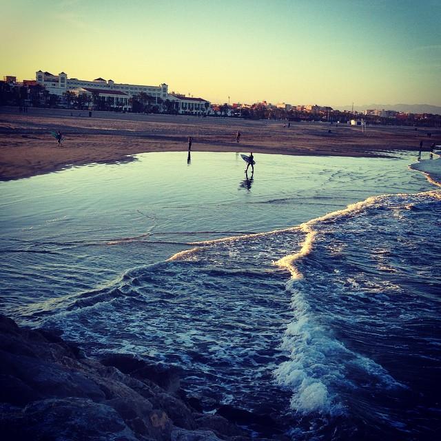 #lovevalencia #surf  #richy #valencia #malvarrosa