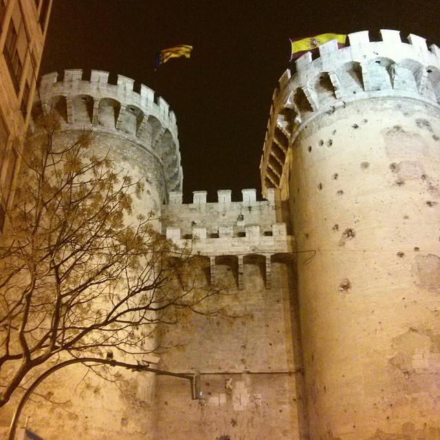 Torres de Cuart, Valencia. #lovevalencia#loves_valencia#loves_spain#instavalencia#instatravel#insta_international#valenciaenamora#turismospain