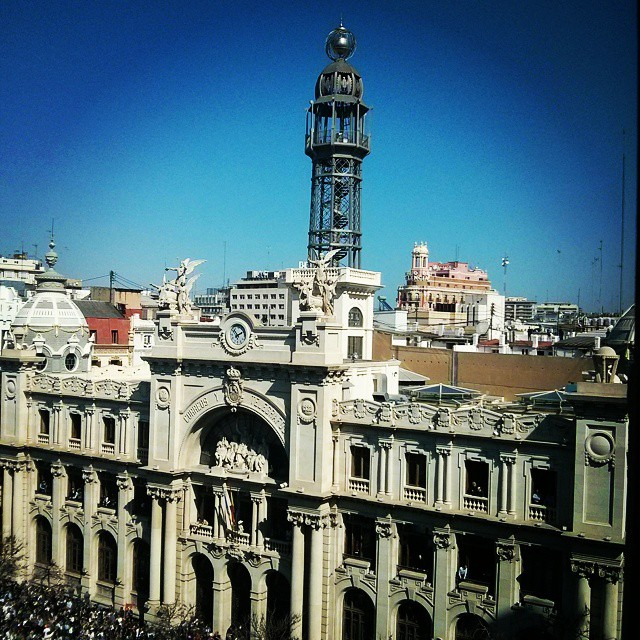 Edificio de Correos. Valencia #lovevalencia#loves_valencia#arquitectura#insta_international#instavalencia#Valencia#turismospain