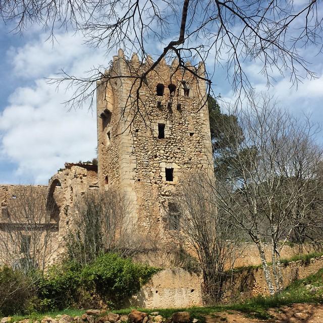 Monestirdelamurta #valldelamurta #valencia #vivenatural #monasterio #megustavalencia #comunidadvalenciana #lovevalencia