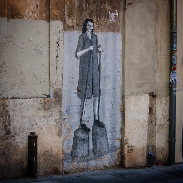 #graffiti #Valencia #streetart #arte #artecallejero #loveValencia #woman #mujer