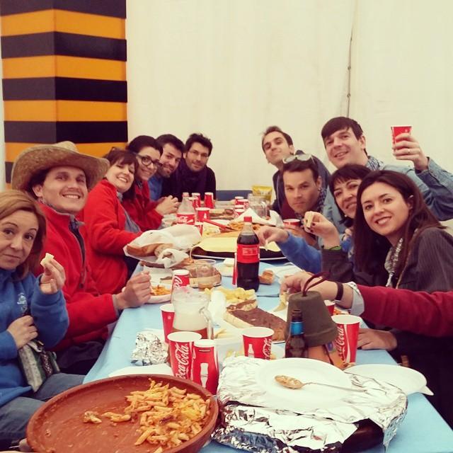 #comida #falla #valencia #lovevalencia #spain #beer