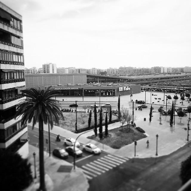 #lovevalencia #valencia #picoftheday #photooftheday #fotodeldia #photodujour #españa #spain #fotodelgiorno #picvandedag #instagramers #estacionjoaquinsorolla #ave #tren