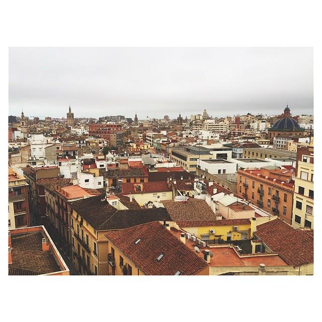 Vistas de la ciudad #valencia