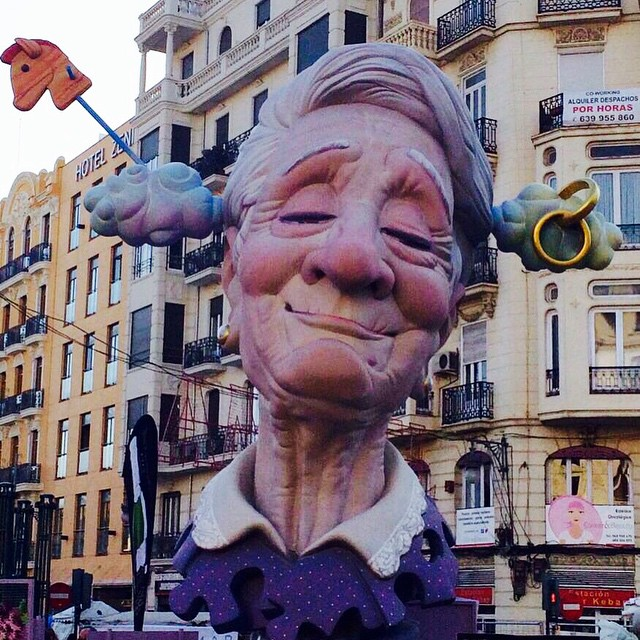 Fallas 2015 #loveValencia