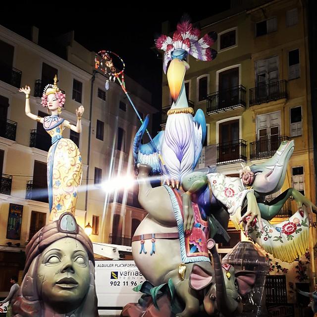 #LasFallas #fallas2015 #fallasdevalencia #loveValencia