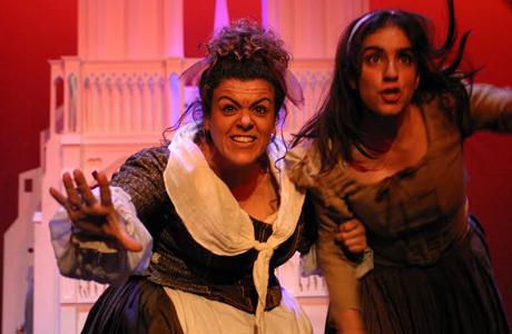 El jorobado de Notre Dame en El Teatret