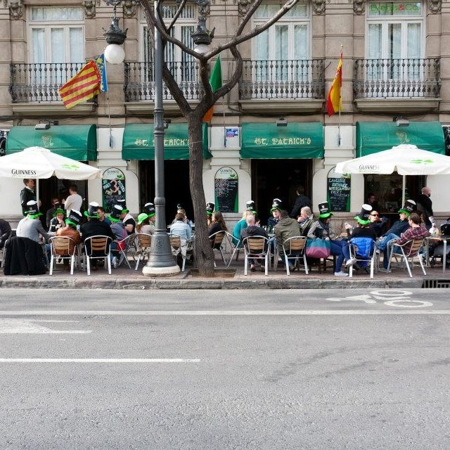 St Patrick's Valencia