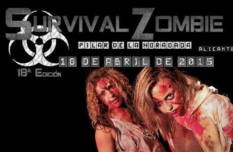survival zombie pilar de la horadada