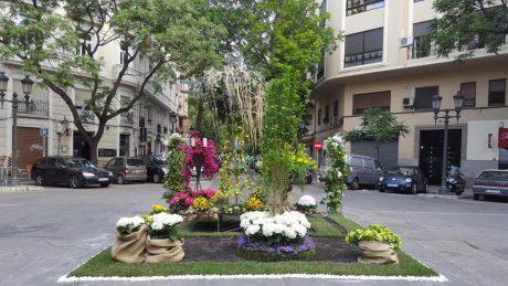 Cruces de Mayo de Valencia